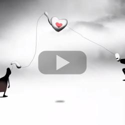 metafora animata despre relatii si iubire